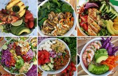 6 Delicious Fit-Bowl Recipes to Reach Your Weight Loss Goals!   Clean Food Crush