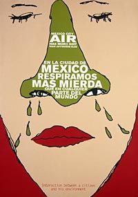 Magallanes Alejandro Mexico City air