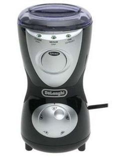 DeLonghi DCG39 Electronic Blade Coffee Grinder 2.36 oz, www.yourstoreonline.net $44 (for spices)