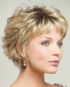 Short layered hairstyles from year to year a short hairstyle is traditionally topped by the lists of the most popular female haircuts in the 2019 se hairstyle ideas new pixie and bob haircuts 2019 super short hairstyles Modern Short Hairstyles, Short Layered Haircuts, Short Hairstyles For Thick Hair, Short Hair With Layers, Short Hair Cuts For Women Over 50, Short Womens Hairstyles, Natural Hairstyles, Popular Short Hairstyles, Hairstyle Short