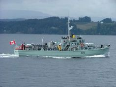 The Canadian Navy tender YAG 320 LYNX transiting through Cordova channel in British Columbia gulf islands.    The 300 Class YAG's vessels have been the workhorse of the training units on the west coast for over 20 years.    These vessels have been heavily used by the Naval Officers Training Center NOTC VENTURE, the Naval Reserve and the Royal Canadian Sea cadets.    These vessels are being replaced on a one for one basis as the new ORCA class PCT's become operational.