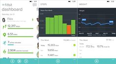 Fitbit - App - Windows phone