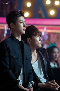 Hanbinie and dong dongii