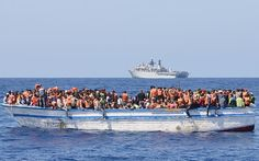 Libya migrant crisis: Coast guard intercepts boats carrying 850 migrants