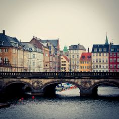 Copenhagen....a place I've spent a lot of years in  and it will always have a very special place in my heart ❤