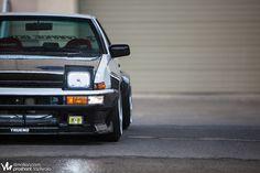 Ruote Rugginose: Jdm Idols : Toyota Ae86 Trueno