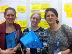 Studenter i EU-finansierat forskningsprojekt