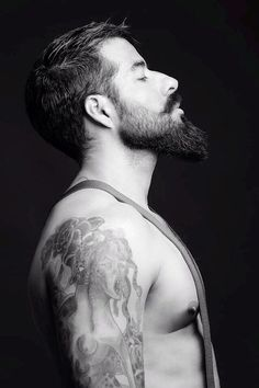 beards suspenders | Tumblr