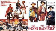 İyi ,kötü ,çirkin The Good, the Bad and the Ugly Film Afişi (İmdb-top250)