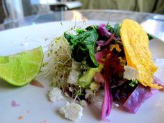 Warm & Heavenly Kale Tacos