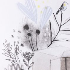 Isabelle Arsenault Isabelle, Ink, This Or That Questions, Black And White, Instagram, Artwork, Painting, Question Mark, Pencil
