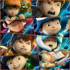 Galaxy Movie, Anime Galaxy, Boboiboy Galaxy, Mobile Logo, Boboiboy Anime, Elemental Powers, Attack On Titan, Disney Characters, Fictional Characters