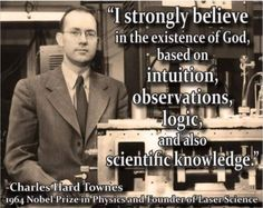 belief in the existence of God, based on intuition, observation, logic and SCIENTIFIC KNOWLEDGE