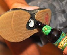 Bottle Opening Sandals $27.62