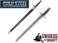 Cold Steel Hand and a Half Sword - Swords of Might