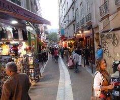 A la manera Iniesta: París también tiene tiendas cutres.