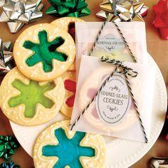 クリスマスを先取り♡きらきら輝く「ステンドグラスクッキー」 - Locari(ロカリ)