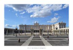 Palacio Real / Royal Palace [2011 - Madrid - Espanha / España / Spain] #fotografia #fotografias #photography #foto #fotos #photo #photos #local #locais #locals #cidade #cidades #ciudad #ciudades #city #cities #europa #europe #turismo #tourism #historia #history #monumento #monumentos #monument #monuments