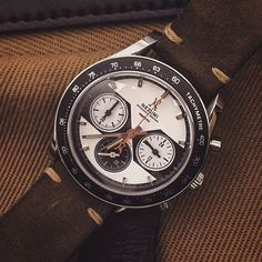 NEZUMI® Studios - Voiture classic racing chronograph ( prototype )