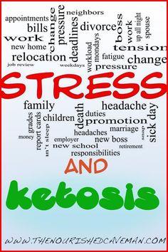 stress and ketosis