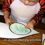 """Scissor Cutting-How to Help Your Child by """"OT Mom Learning Activities"""". Pinned by SOS Inc. Resources.  Follow all our boards at http://pinterest.com/sostherapy  for therapy resources."""