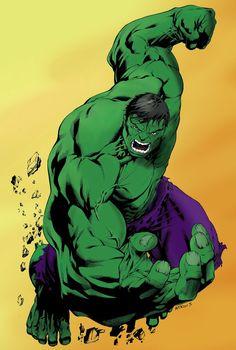 Hulk Final by tonytheleg on DeviantArt Marvel Fan Art, Hulk Marvel, Marvel Heroes, Avengers, Drawing Superheroes, Dc Comics Superheroes, Deadpool Wallpaper, Marvel Wallpaper, Hulk Artwork