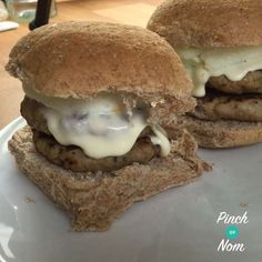 Syn Free Double Sausage Fakeaway McMuffins| Slimming World
