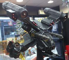 """Raven-Guard Legion """"Arrowhawk"""" Pattern Interceptor. Wargear:"""
