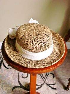 b5ad69a3a33 This item is unavailable. Gauze FabricStraw HatsVintage ...