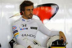 フェルナンド・アロンソ、マクラーレン・ホンダ残留を明言  [F1 / Formula 1]
