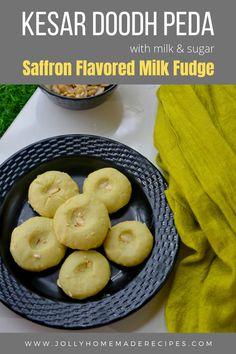 Peda Recipe, Large Crowd, Flavored Milk, Recipe Steps, Fudge, Good Food, Homemade, Healthy, Easy