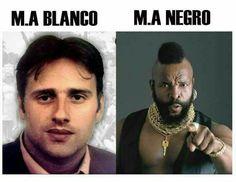 Miguel Ángel Blanco, Miguel Ángel Negro