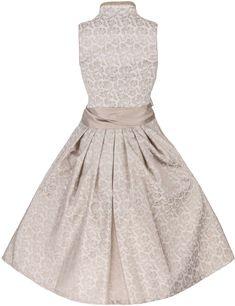 Hochzeitsdirndl midi Helena, weiß-beige, Tramontana Brautdirndl Mini, Dresses, Fashion, Wedding, Women's, Vestidos, Moda, Fashion Styles, Dress
