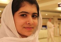 Malala is a young Pakistani girl who consistently chose to face her fears and continue her efforts to unite her nation behind the belief that education should be available to all. She currently fights for her life after a failed assassination attempt.