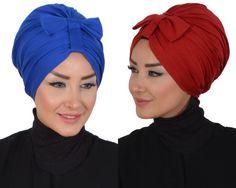 Ready To Wear Hijab New Season Cotton Bonnet  by HAZIRTURBAN