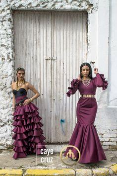 Spanish Fashion, Mermaid, Formal Dresses, Womens Fashion, Weddings, Ideas, Whimsical Fashion, Flamenco Dresses, Party Dresses