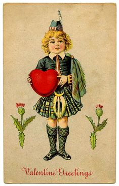 *The Graphics Fairy LLC*: Vintage Valentine Clip Art - and a GIVEAWAY