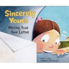 Mentor Text Link Up - Language Arts-friendly letter Kindergarten Writing, Teaching Writing, Writing Activities, Teaching Ideas, Writing Resources, English Resources, Preschool Books, Preschool Themes, Language Activities