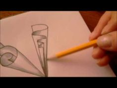 ▶ How to draw tanglepattern Folds - YouTube