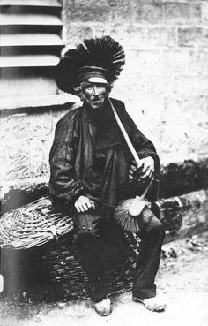 chimney sweep - Victorian era