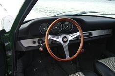 Porsche 912 Irisch green – Oosterbroek Classics