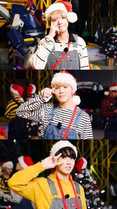 V, Jimin, and Jungkook Bts Taehyung, Jungkook Jimin, Bts Bangtan Boy, Foto Bts, Bts Photo, Photo Shoot, Kpop, Bts Christmas, Les Bts