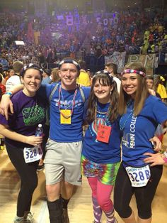 Penn College THON dancers