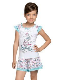 Пижама для девочек Girl Fashion, Fashion Outfits, Style Fashion, Doll Clothes, Little Girls, Rompers, Dolls, Dresses, Babydoll Sheep