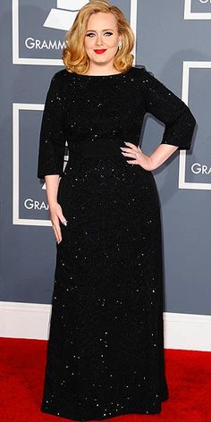 Adele was the big winner at the Grammys - going home with six awards, PLUS our pick for Best Dressed!