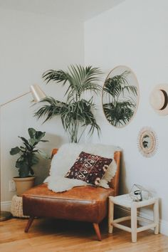 When moving into a new apartment, you start with the basics. A couch. A coffee table. A rug. A lamp. But once you get everything moved in, you look over, and it seems like there's always a weird co…