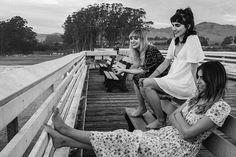 Z Berg Talks Coachella Christy Dawn Collaboration  Pret