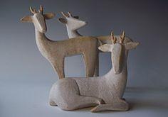 Deer - Stephanie Cunningham