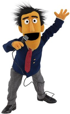 Maybe we should take a cue from Guy Smiley and celebrate bad hair days with a smile :) (via Sesame Street)