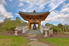 Korean Bell Garden - HDR